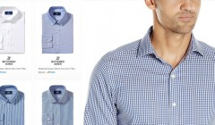 amazon buttoned down 240x140 - Amazon lanza su primera línea de ropa para hombres