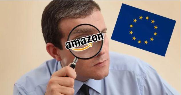 amazon comisión europea - Le llegó la hora a Amazon: la UE investiga por uso indebido de datos de clientes