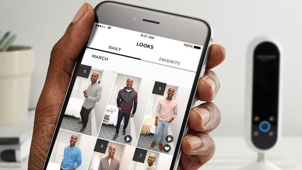 amazon echo look - Echo Look, el nuevo producto de Amazon que ayuda a armar un mejor outfit
