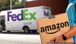 amazon fedex 248x144 - FedEx rompe con Amazon y dejará de enviar sus paquetes