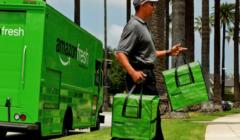 amazon fresh 240x140 - Amazon tendrá delivery gratis de comida para destronar a Walmart en EE.UU.