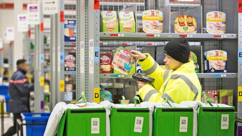amazon fresh germany - ¿Cuál es la estrategia de Amazon para la venta de alimentos frescos?