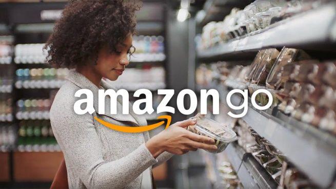 amazon go  - Amazon planea abrir 6 supermercados sin cajeros este año en EE. UU.
