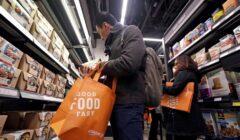 amazon go 2 240x140 - Amazon ofrece su plataforma de tienda sin cajero a otros retailers