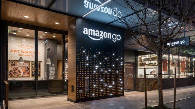 amazon go - Amazon Go ahora acepta dinero en efectivo