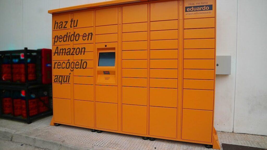 amazon lockers 1024x576 - Lockers, la alternativa en Perú para recoger las compras ecommerce