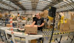 amazon logistica ecommerce