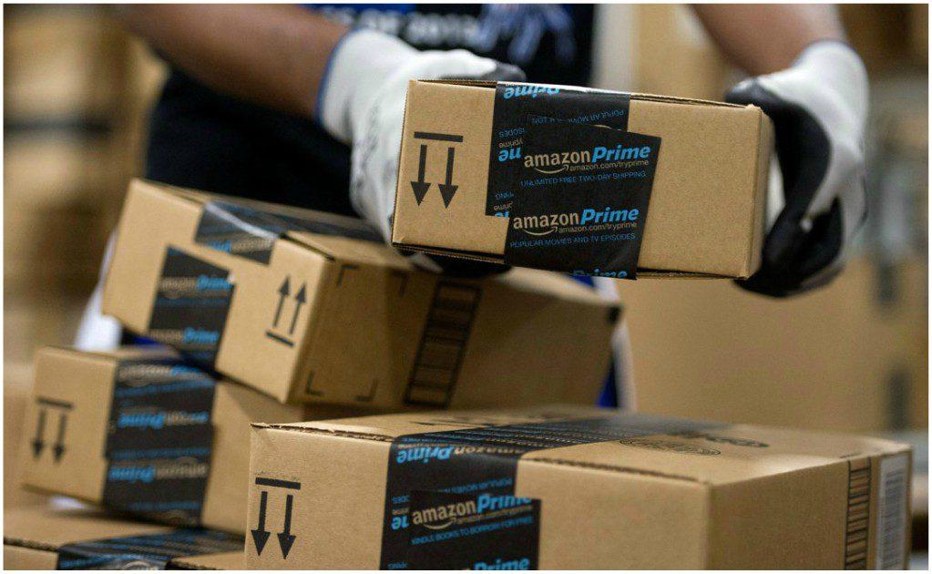 amazon prime - Amazon planea crear robots de empaquetado
