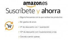 """amazon suscribete ahorra 240x140 - Amazon lanza novedoso sistema """"suscríbete y ahorra"""""""