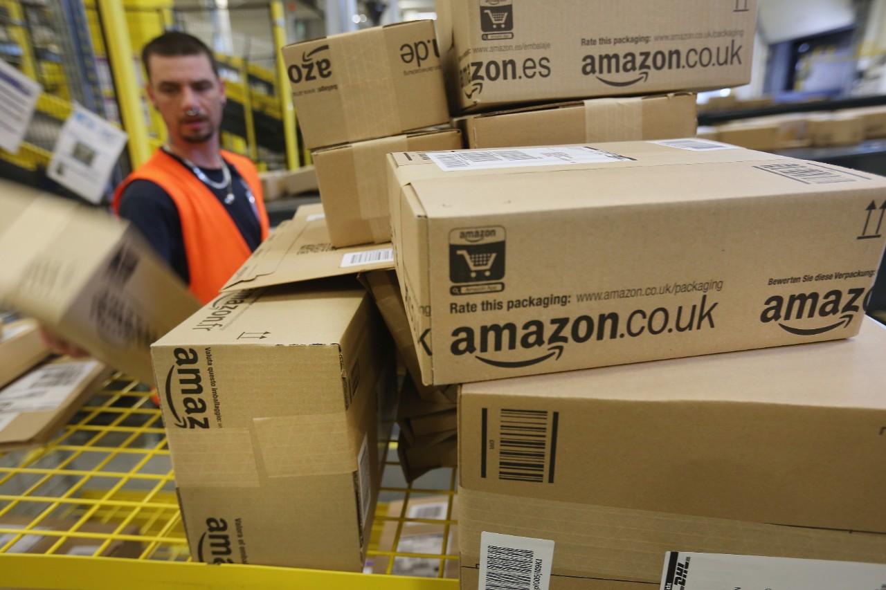 amazon trabajador - Amazon podría ampliar servicio de reparto propio en Estados Unidos