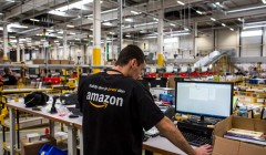 Opening Of News Amazon.Com Inc. Fulfillment Center