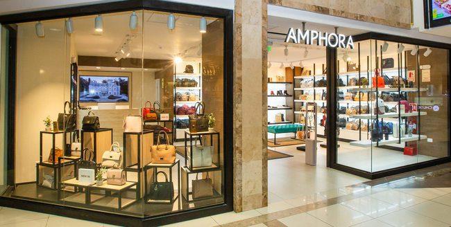 amphora real plaza primavera - Perú: Amphora presenta renovada tienda en Real Plaza Primavera