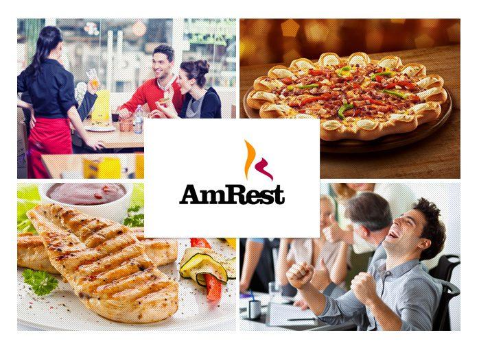 amrest - Glovo va por más: Compra app de delivery de comida, PizzaPortal