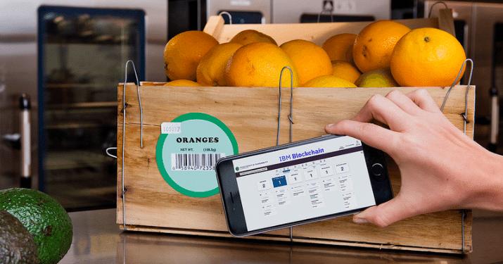 aplicaciones blockchain alimentos - Supermercados Wong: Blockchain, una herramienta para fidelizar al cliente