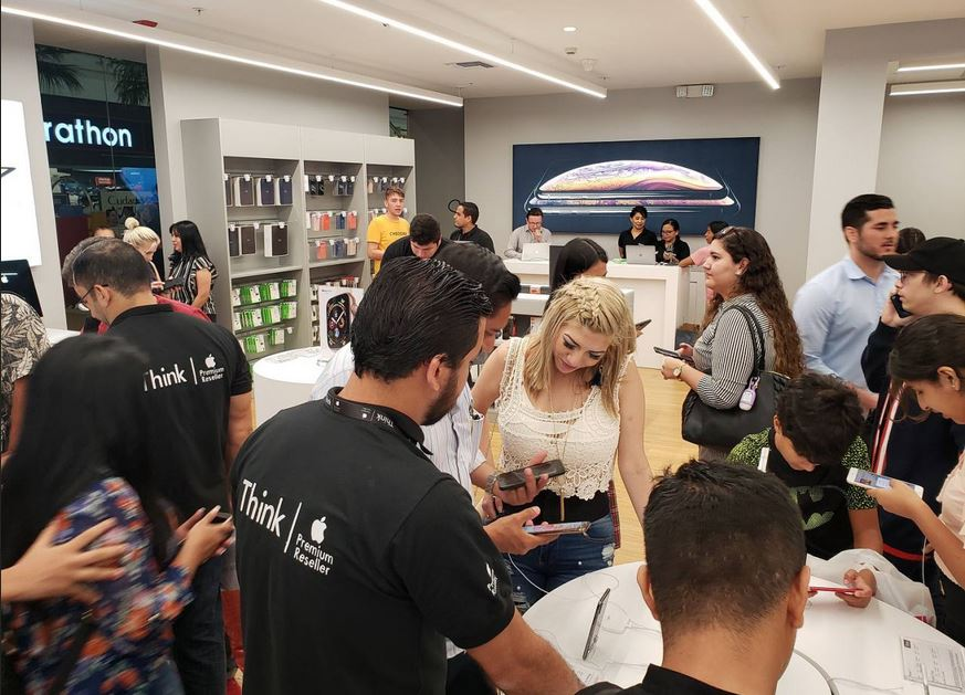 aplle think ecuador - Ecuador: Aterriza en Guayaquil la primera tienda Think Premium Reseller Apple