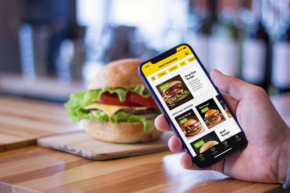 app gastronomía foto 3