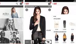 app hm catalogo virtual 248x144 - H&M impulsa la transparencia de su productos online