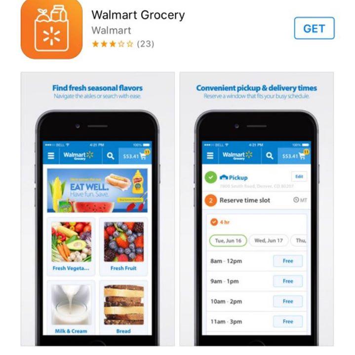 app pago - Walmart planea desarrollar nuevas formas de compra