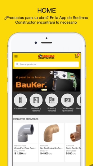 app para constructores - Perú: ¿Cómo Sodimac y Maestro apuestan por la innovación tecnológica en sus tiendas?