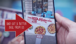 app realidad aumentada pizza hut 248x144 - Conozca la app de Pizza Hut que detecta las ofertas de la competencia