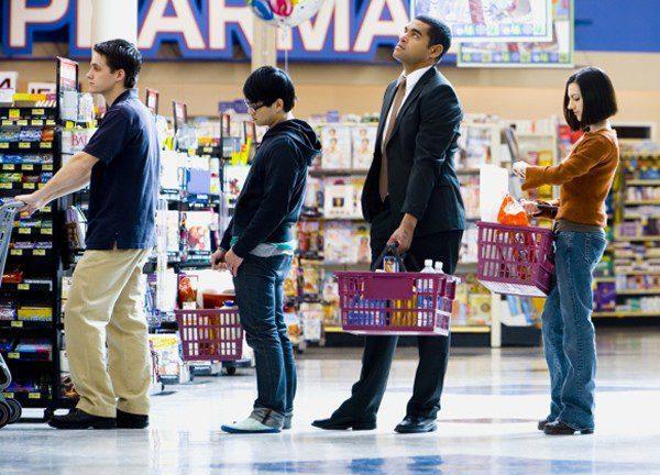app reducir colas centros comerciales
