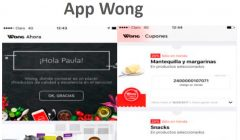 app wong 240x140 - Cencosud reforzará ventas de supermercados Wong con app