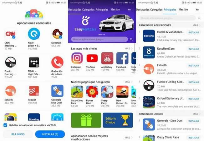 appgallery Huawei Perú Retail - Conoce por qué los proveedores son el gran problema de Huawei y no Google