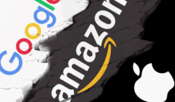 apple google amazon 248x144 - Apple, Google y Amazon son las marcas más valiosas del mundo