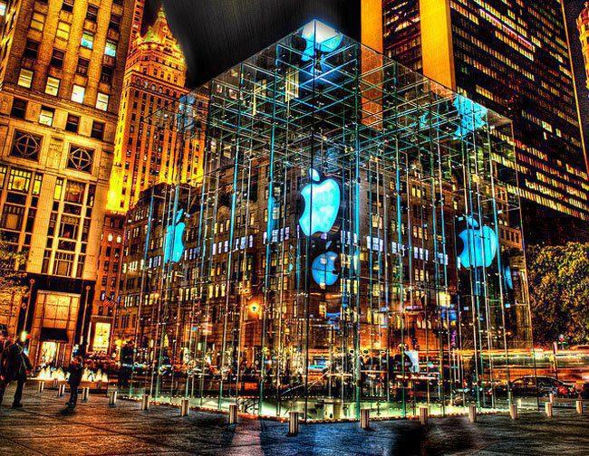apple store 5ta avenue