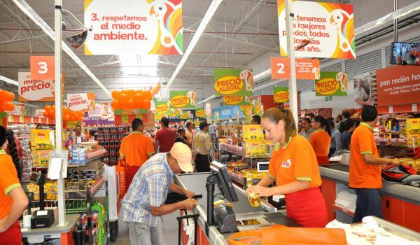 ara colombia2 - Colombia desplaza a Perú entre los países más atractivos para invertir en el retail de Latinoamérica