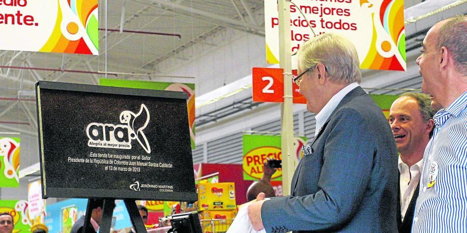 ara - Jerónimo Martins: La firma que revolucionaría el mercado de tiendas de conveniencia en Perú