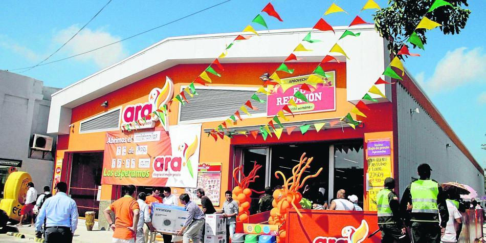 ara5 baja 1 - Ara suma más de 370 tiendas en Colombia