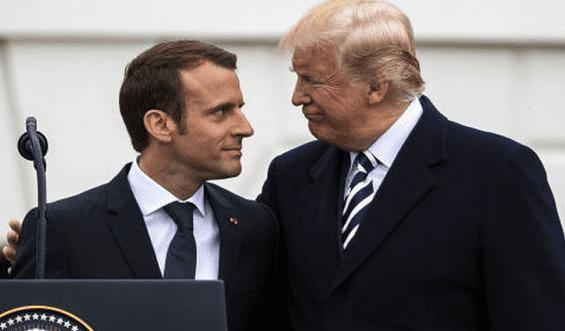 aranceles a francia - Trump anuncia aranceles a Francia de hasta 100% por tasa Google