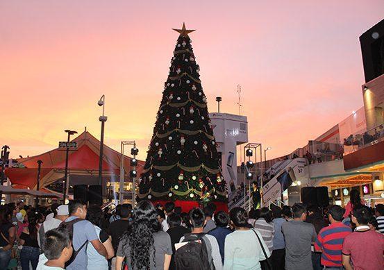 arbol megaplaza - MegaPlaza encenderá el árbol de navidad más imponente de Lima Norte