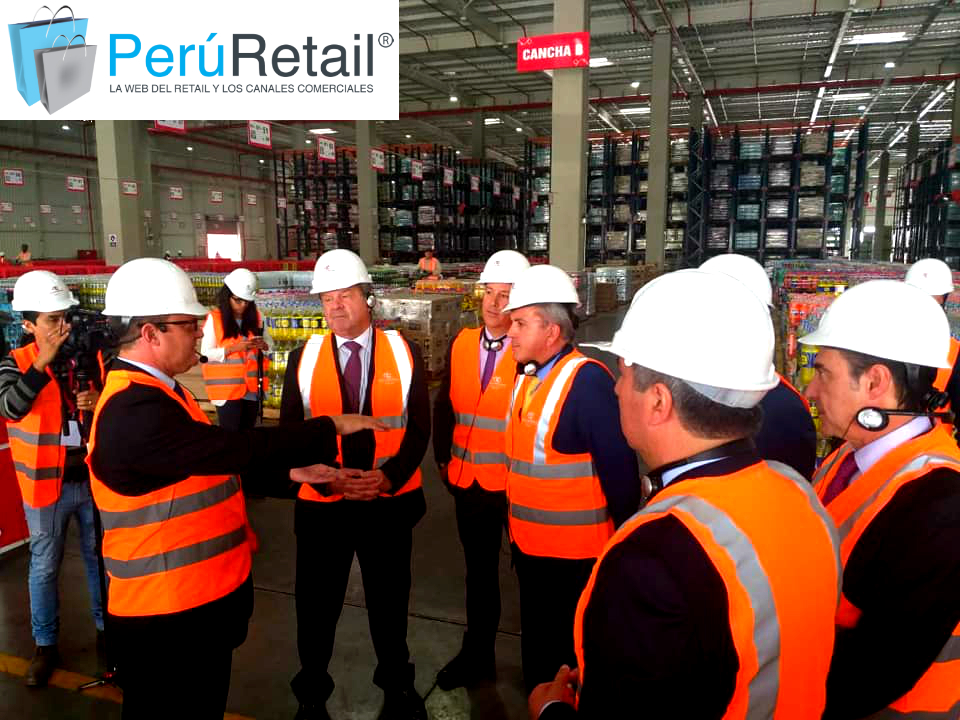 arca continental lindley peru retail - El centro de distribución: la clave para optimizar el servicio a los clientes