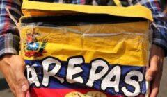 arepas venezolanas 240x140 - Perú rompe récord de importaciones de harina de maíz por arepas venezolanas