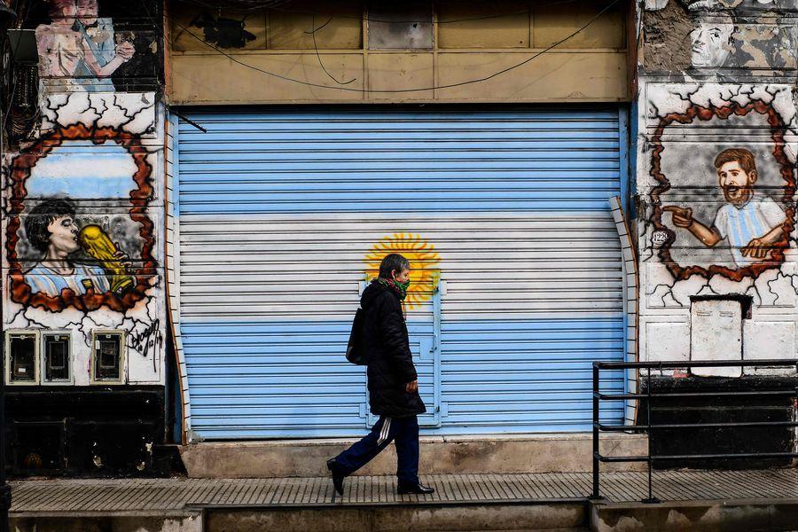 argentina - foto AFP