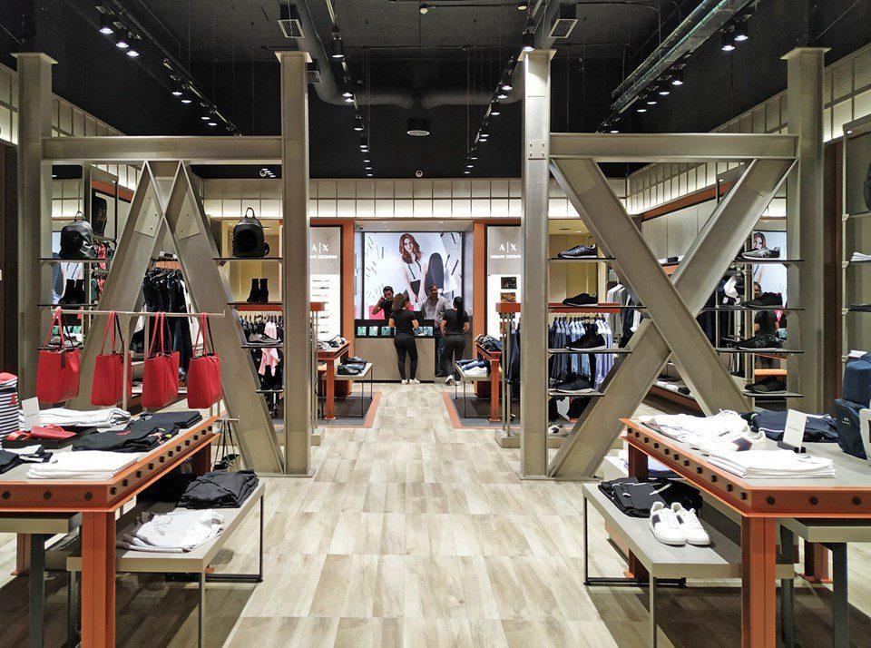 armani exchange bolivia 1 perú retail - Armani Exchange, la marca de lujo italiana abre su primera tienda en Bolivia