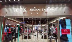armani exchange bolivia 4 perú retail 240x140 - Armani Exchange, la marca de lujo italiana abre su primera tienda en Bolivia