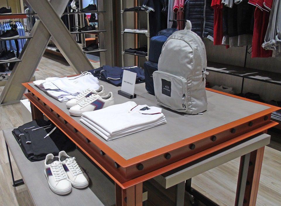 armani exchange bolivia 5 perú retail - Armani Exchange, la marca de lujo italiana abre su primera tienda en Bolivia