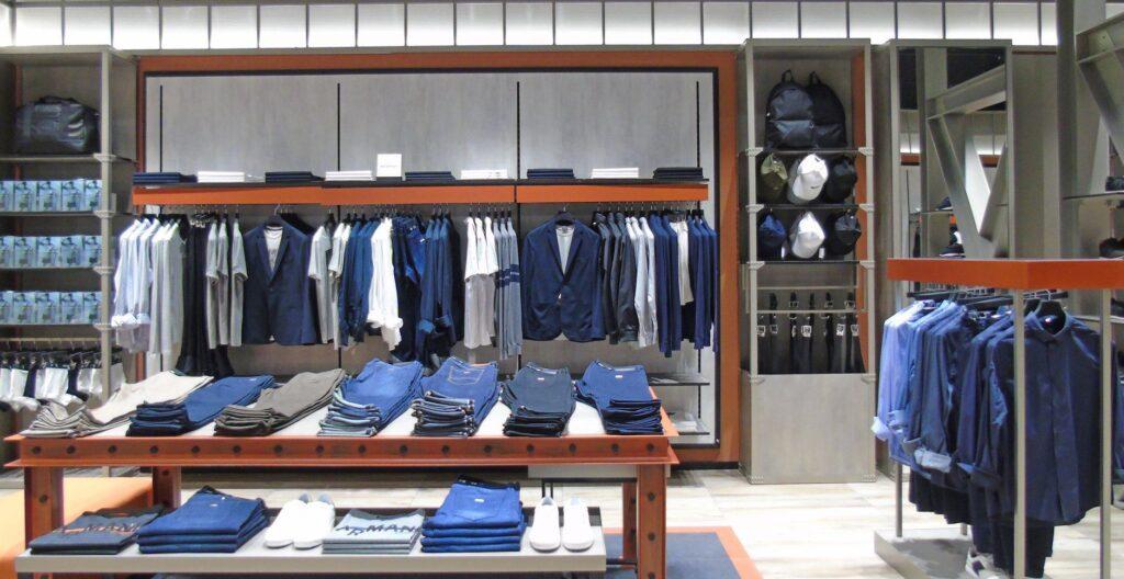 armani exchange bolivia 6 perú retail 1024x528 - Armani Exchange, la marca de lujo italiana abre su primera tienda en Bolivia