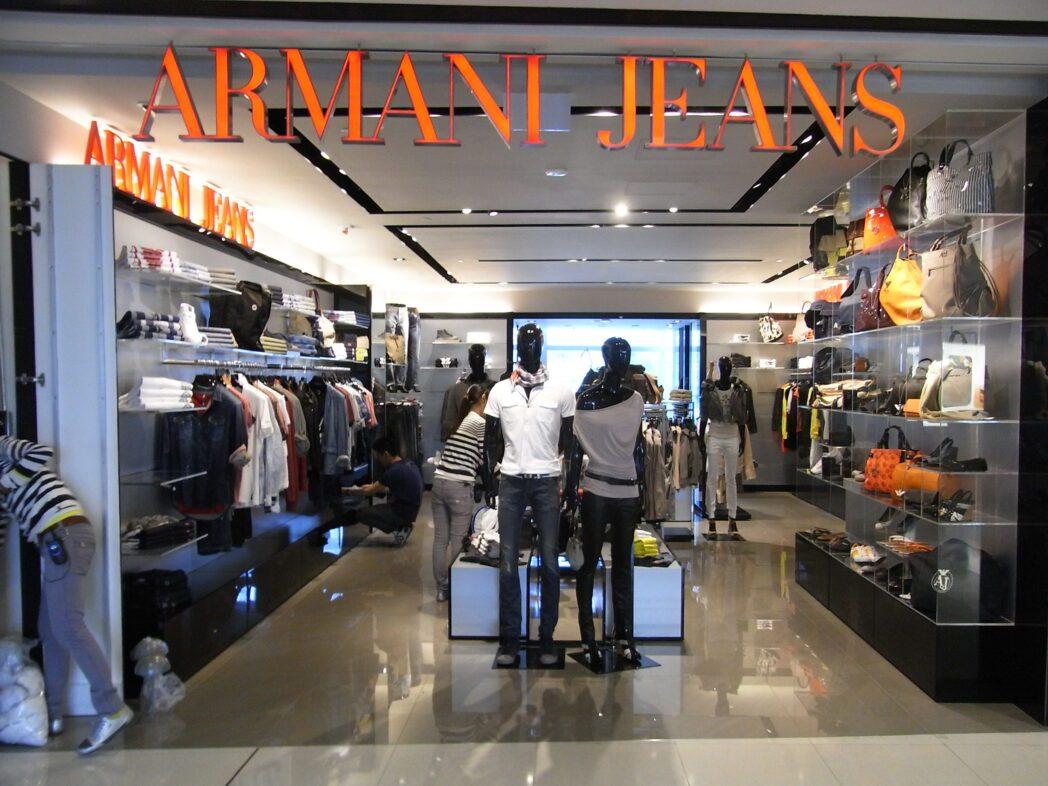 armani jeans - Armani cierra su tienda de jeans en España