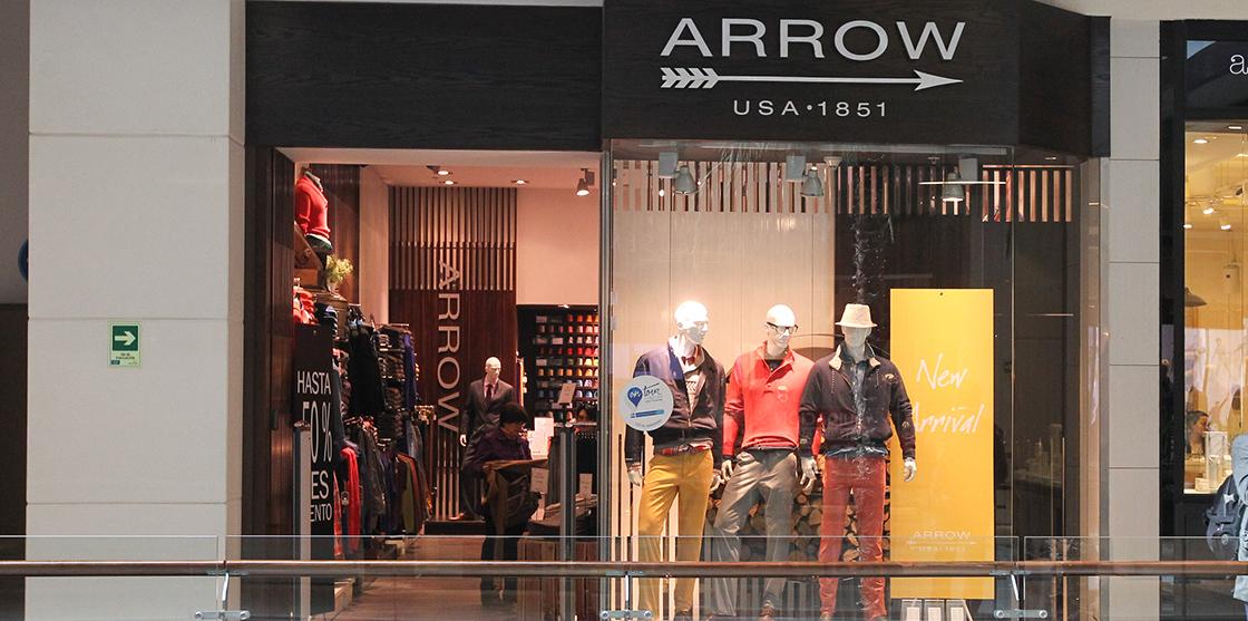 arrow - Arrow abrirá 5 tiendas más este año en Perú