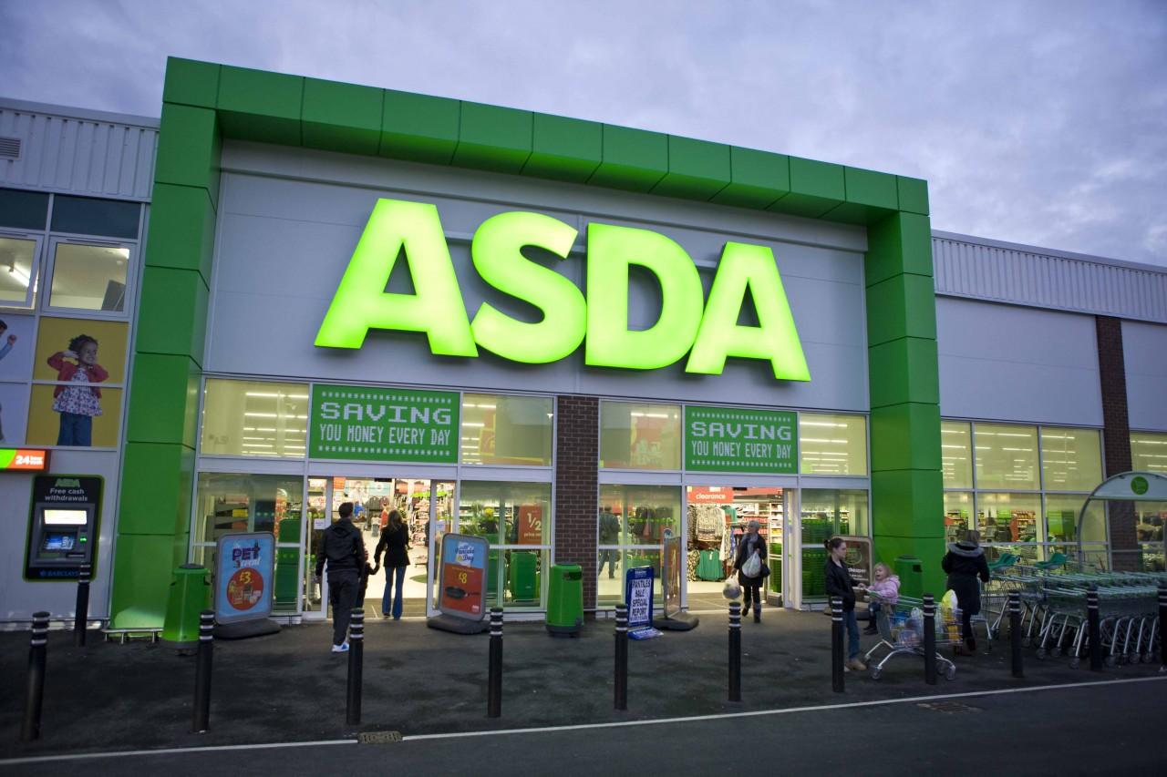 asda - Asda reportó su primer aumento trimestral de ventas luego de tres años