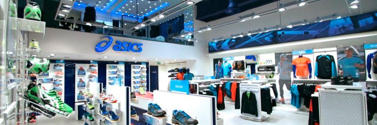 ASICS tendrá tiendas propias en Perú  8947684fe4c3e