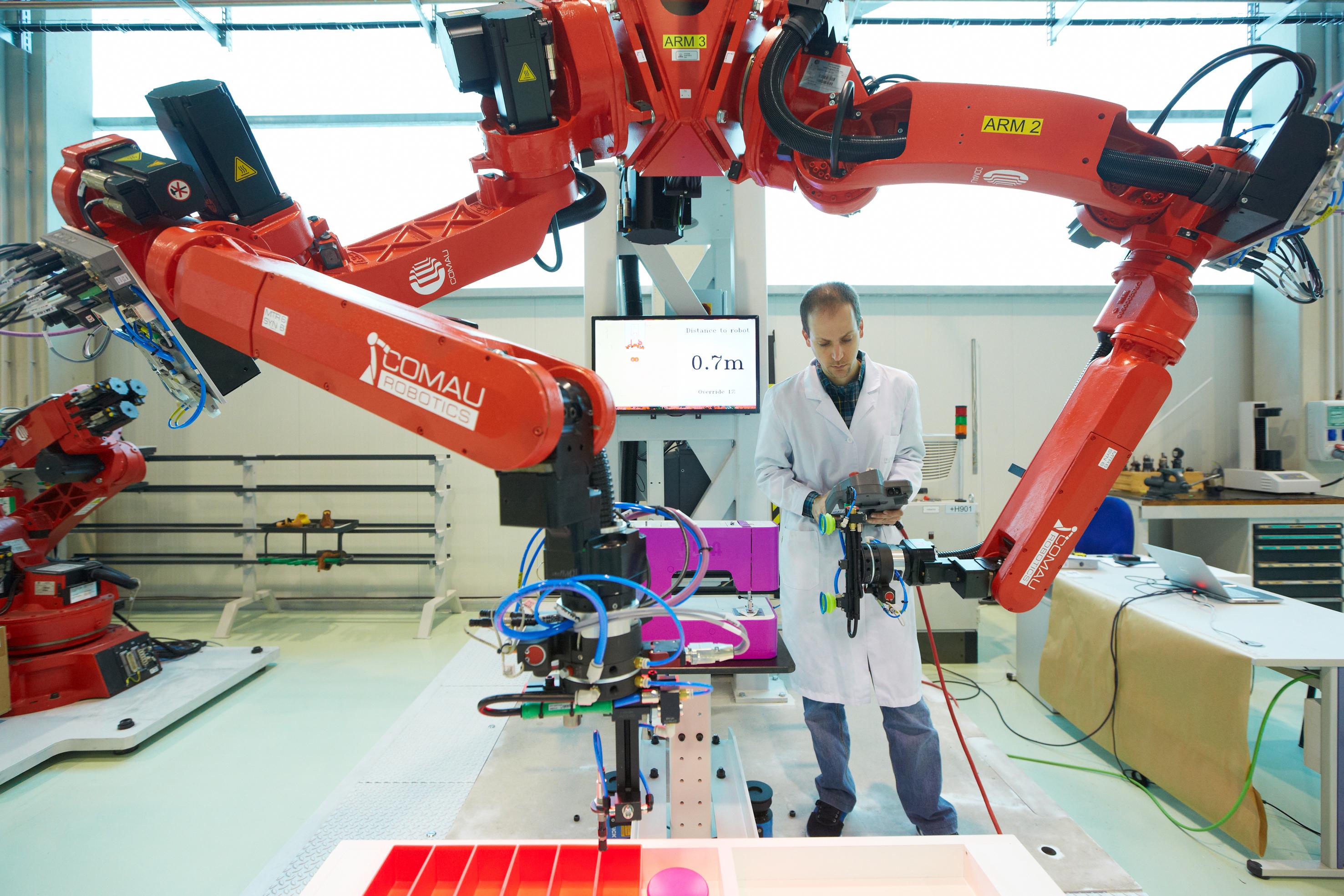 automatizacion robotica 2017 - La automatización robótica se desarrollaría en los próximos años en Perú