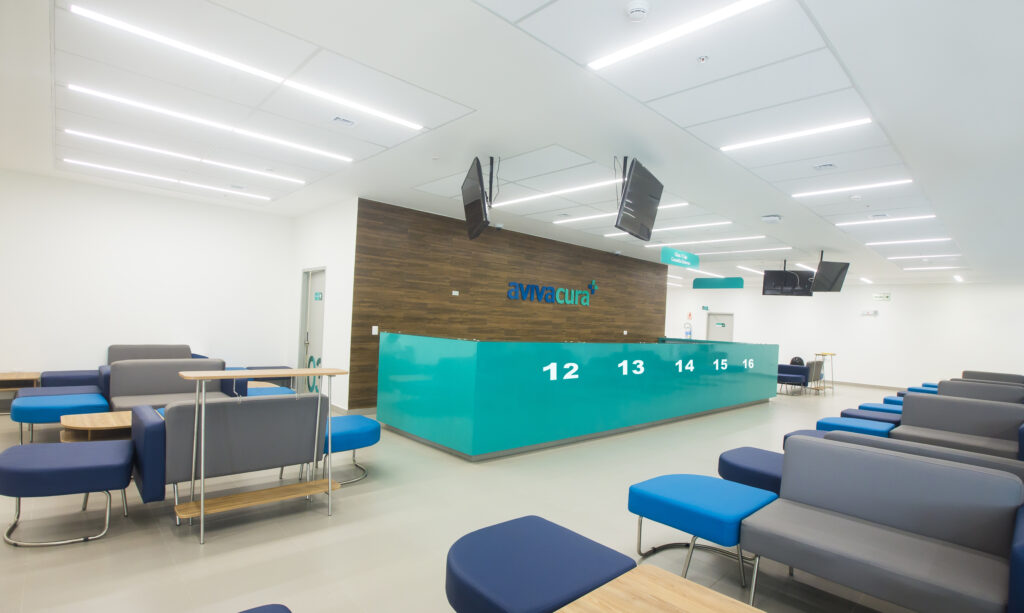aviva 05 1024x613 - Intercorp invierte más de S/50 millones para abrir su primera clínica en Perú