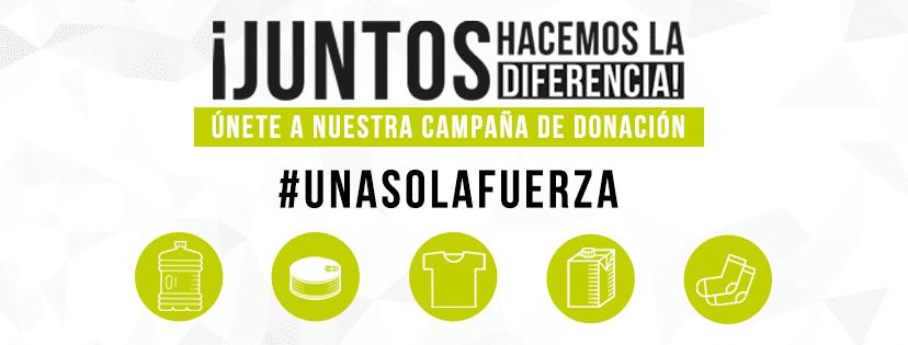 ayuda falabella - Retailers continúan sumando donaciones a la campaña #UnaSolaFuerza