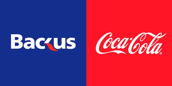 backus y coca cola
