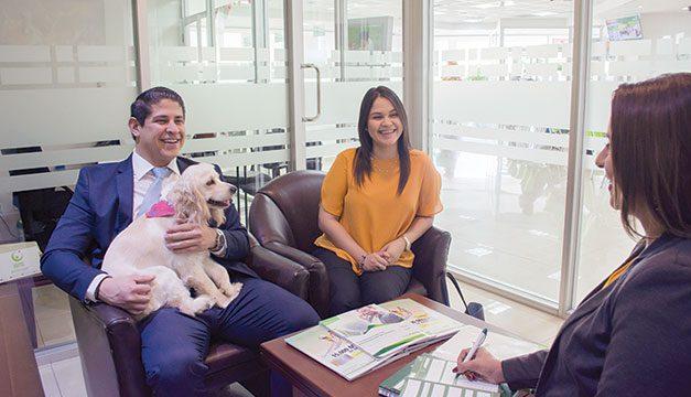 """banbif pet 2 perú retail - Perú: BanBif convierte todas sus sucursales en """"Pet friendly"""""""